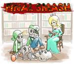 Rosalina's Final Smash