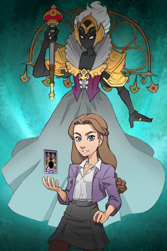 Anime Hylia Jojo S Persona By Guilhermerm On Deviantart