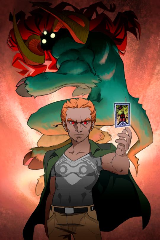 Ganondorf's Persona by GuilhermeRM
