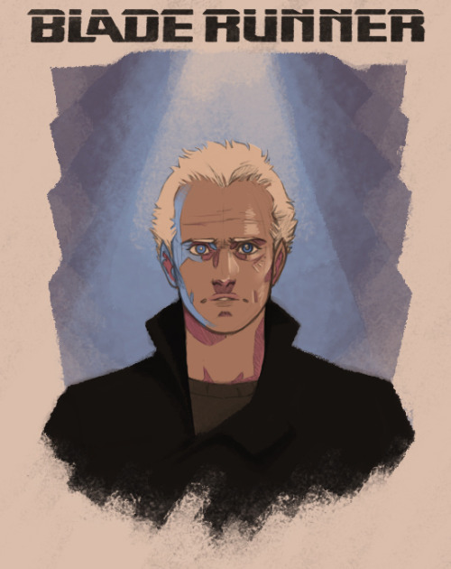 Blade Runner Roy Batty by GuilhermeRM