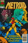 Metroid Comic #1