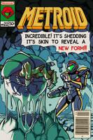 Metroid Comic #2 by GuilhermeRM