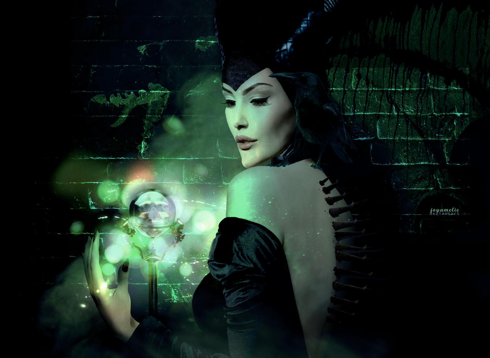 Maleficent by joyamelie on DeviantArt