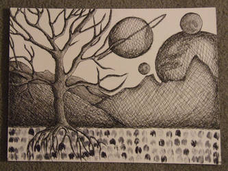 BW Tree and Planets by Learning-to-breath