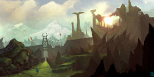 Paradise Ruins