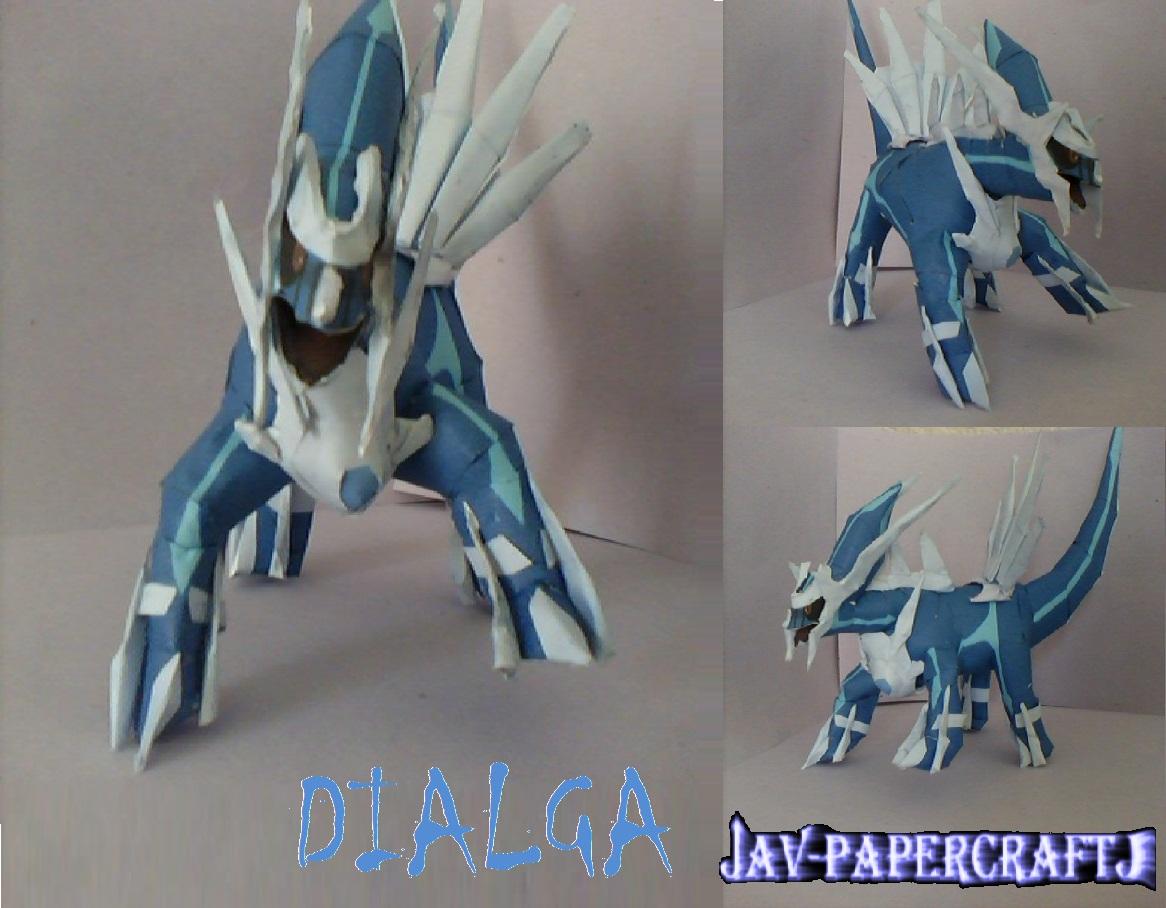 dialga by javierini