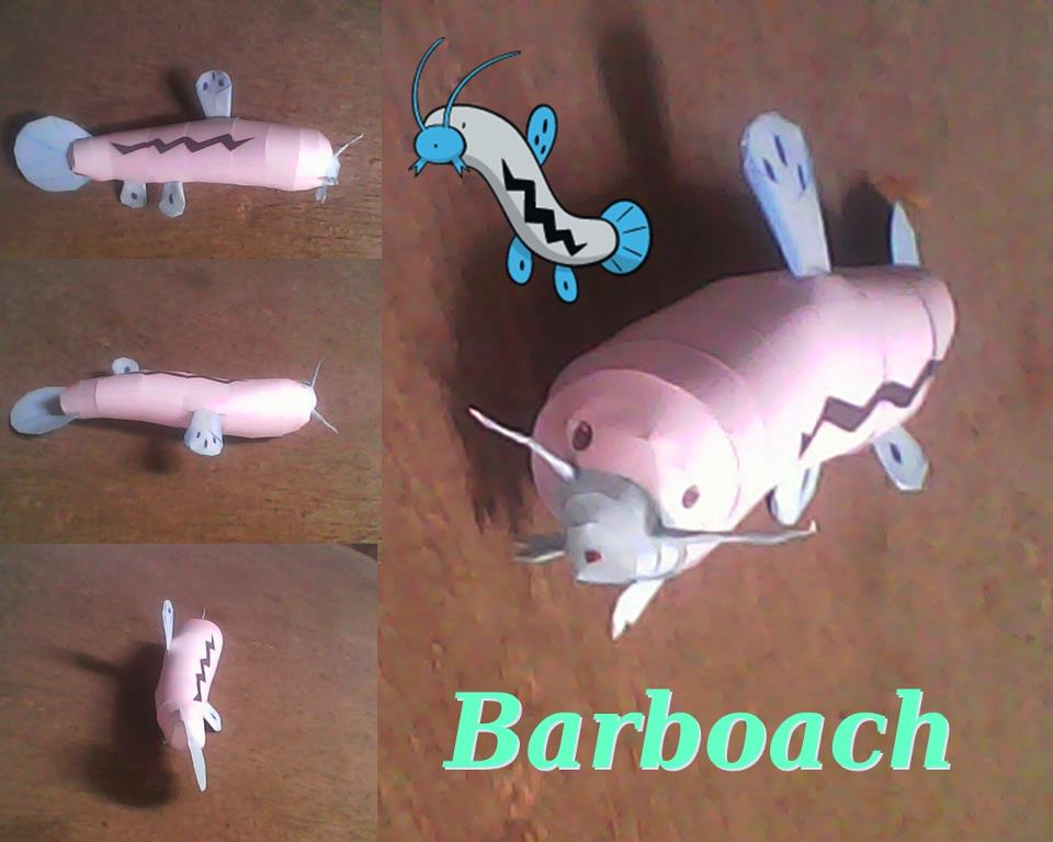 Barboach by javierini