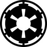 Star Wars Imperial Emblem