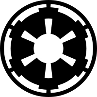 Star Wars Imperial Emblem by Empireplz