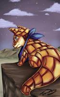 Chewy The Sandshrew by TheKiwiSlayer