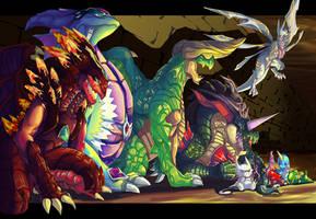 Ripper dragons