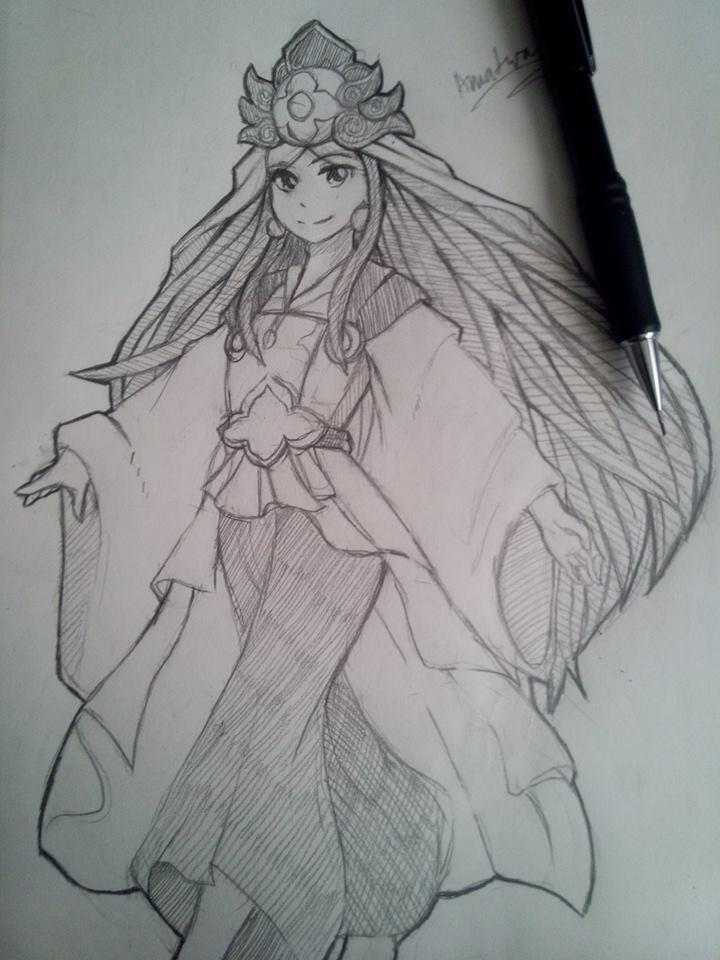 Amaterasu by TheKiwiSlayer