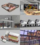 A school in 3D