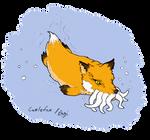 Cuttlefox by eagi