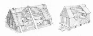 Perid 01 Buildings by eagi
