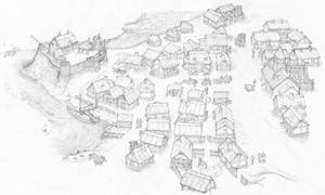 Period 02 A Trading Village by eagi