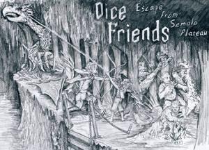 Dice Friends - Escape from Somolo Plateau