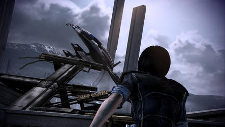 Mass Effect 3: Normandy is ready for pickup!