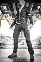 Alex Mercer Cosplay #1 by 6Silver9