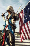 Fight For Freedom_Connor Kenway Cosplay