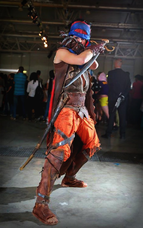 Prince Of Persia 2008 Cosplay - Ready To Fight by 6Silver9 ...