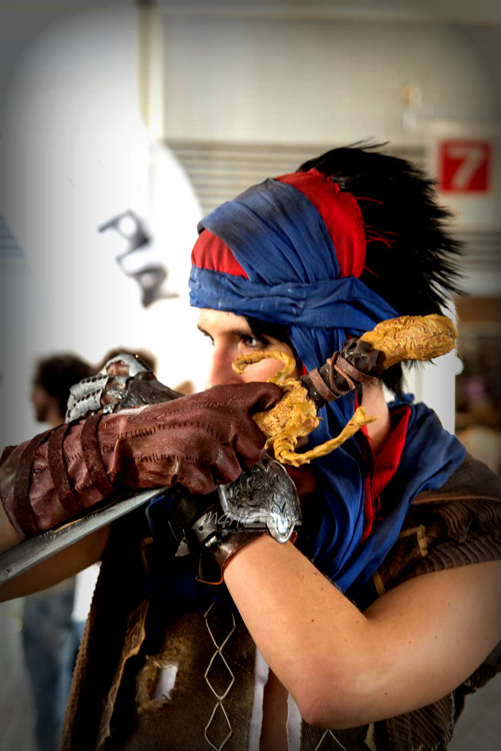 Prince Of Persia 2008 Cosplay by 6Silver9 on DeviantArt