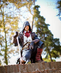 Arno Dorian Cosplay - Choosing the Approach by 6Silver9