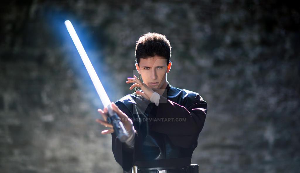Anakin Skywalker Cosplay - Episode II by 6Silver9