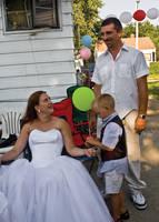 Balloon for the Bride