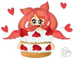 Dat CAKE by MoshuChan