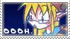 Oooh a shiny stamp by Neko-daewen