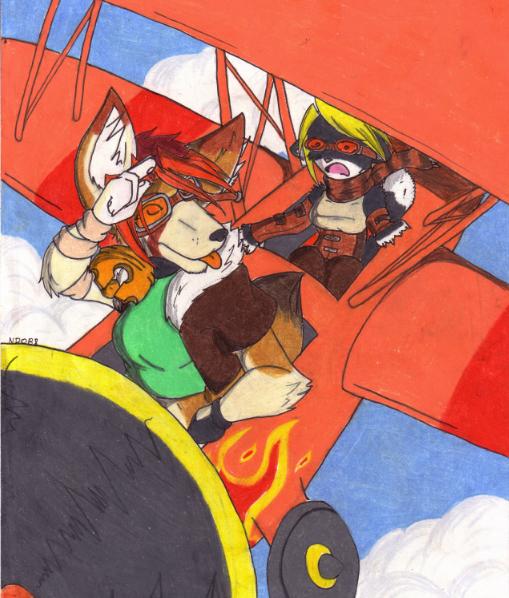 Flying High:  CONTEST by Neko-daewen