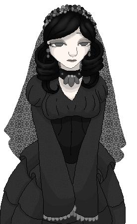Fall In Lovecraft: Diana Ward by Neko-daewen