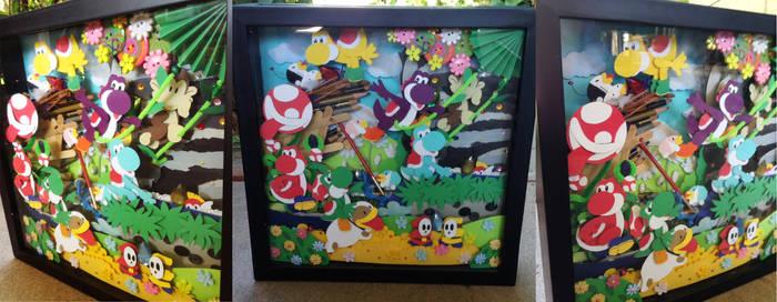 Yoshi's Craft-Along World