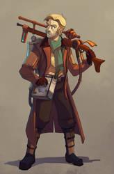 Steam protagonist 1
