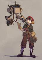 Steam protagonist 3