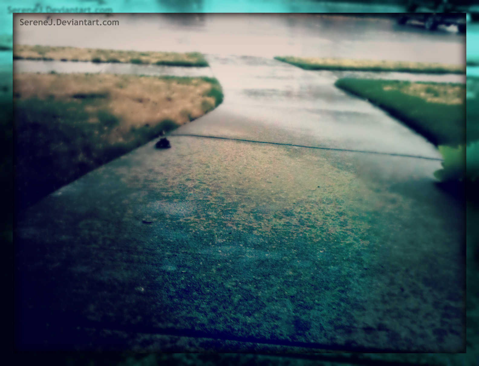 Rainy days~ by SereneJ