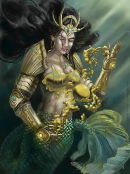 Goldweaver Siren