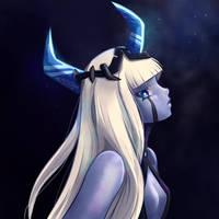 The Klaxosaur Princess
