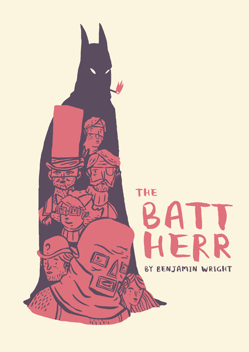 BATT HERR cover by benjaminography