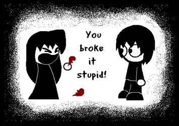 Broken heart by OanimeOluverO