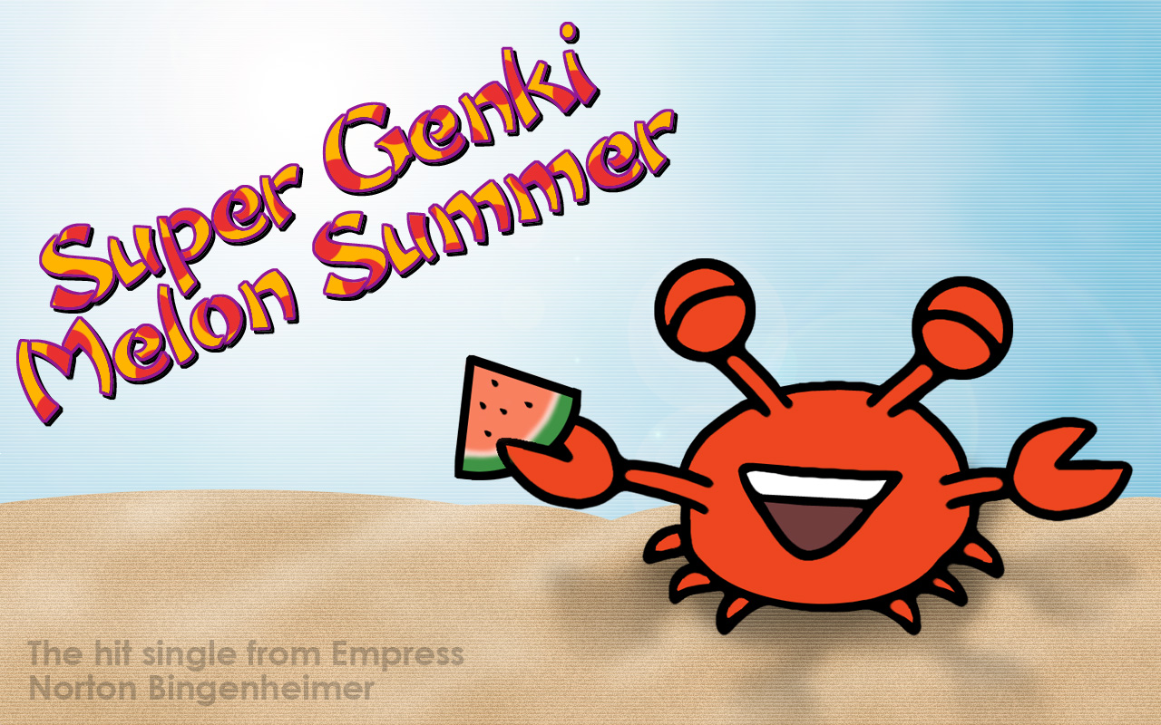 Genki Crab by Fritters