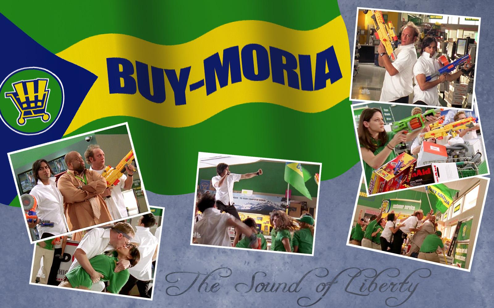 Buy-Moria:The Sound of Liberty