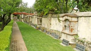 Mission San Gabriel Cemetery