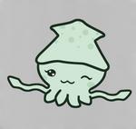 Kawaii Squid