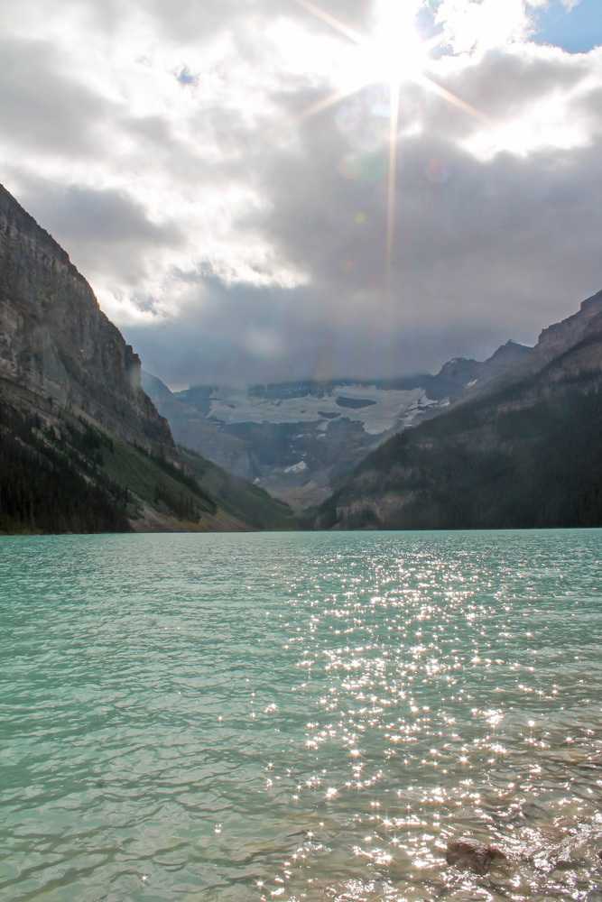 Lake Louise, Alberta by Fritters