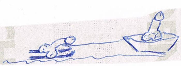 Waterskiing Penises by Kamika-C