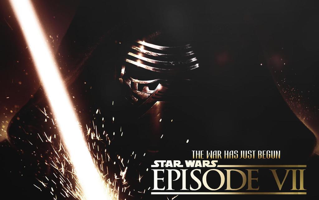 Star Wars Episode Vii Wallpaper By Bybredi On Deviantart