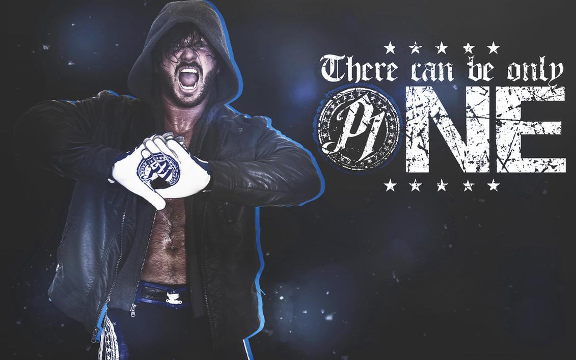 Aj Styles WWE Wallpaper 2016. By ByBREDI On DeviantArt
