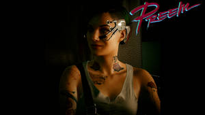 Cyberpunk 2 0 7 7  Judy